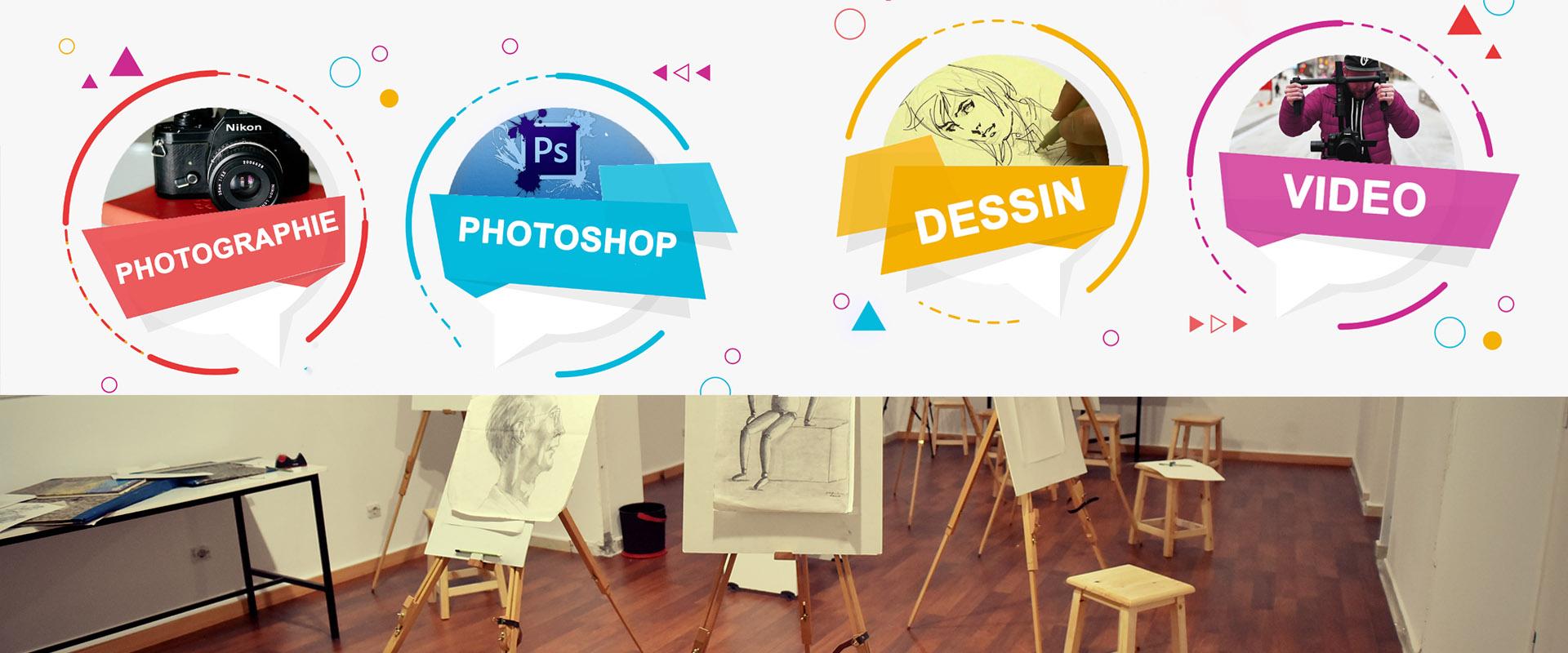 ISF   Ecole Artistique   Ecole de photographie   Ateliers / workshop